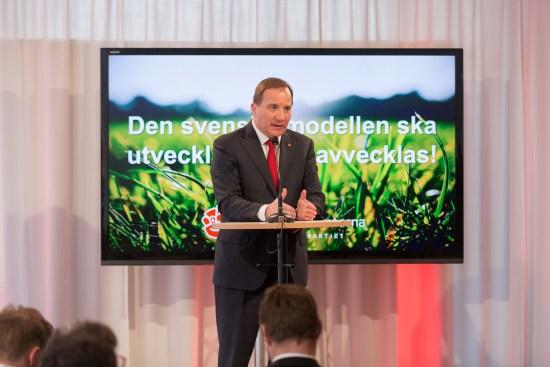 Stefan Löfven Foto: Socialdemokraterna