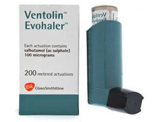 Ventoline astmamedicin som Johnsrud Sundby använde utan att begära dispens