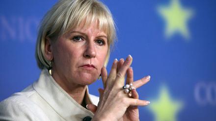 Margot Wallström Foto: EU-kommissionen