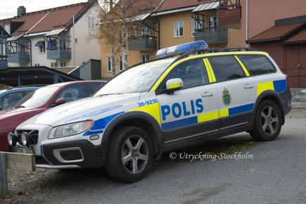 Polisbil foto: polisen.se