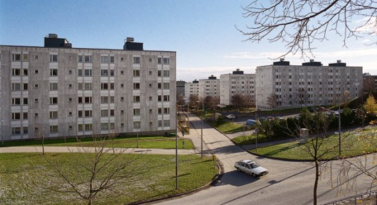 En 25-årig man i Tensta blir utsatt för grov misshandel av okända gärningsmän. Foto: goteborgskallan.se