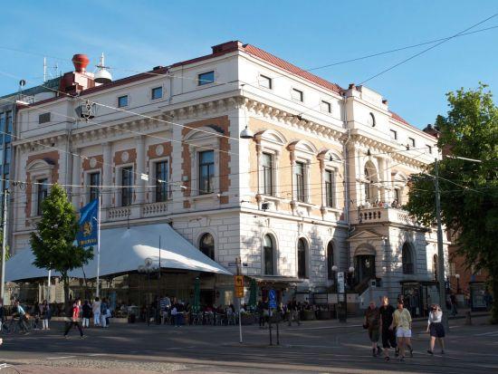 Det var här på nattklubben Valand i Göteborg som en man utsattes för ett mordförsök genom knivskärning på fredagskvällen. Foto: www.goteborg.com