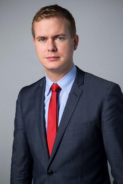 Gustav Fridolin utbildningsminister