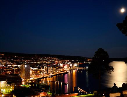 En man är i Örnsköldsvik anhölls misstänkt för att vid upprepade tillfällen ha misshandlat sin flickvän. Bild: Höga kusten