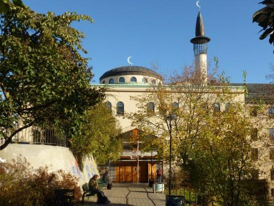 Moskén på Södermalm i Stockholm Foto: Wikipedia.org