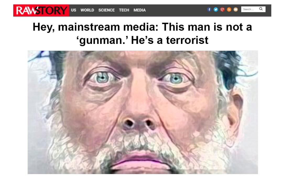 Not a Gunman