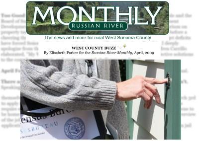 'West County Buzz,' April 2009