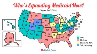 2014.09.03 - Whos Expanding Medicaid Now