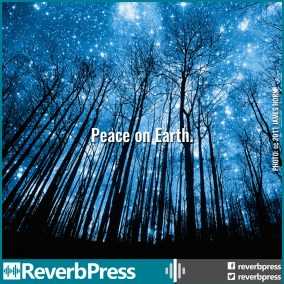 2015.12.25 - Reverb Press - Holiday Card - Peace on Earth