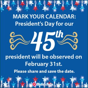 2017.02.15 - Presidents Day