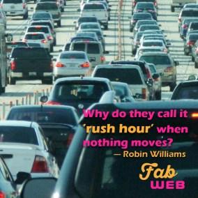 2018.03.18 - Fabweb - Rush Hour