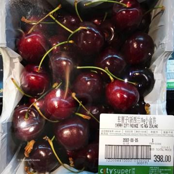 Fruits Cerises