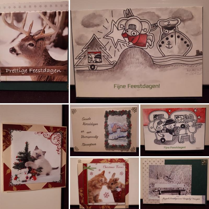 gemaakte kaart fam en friends3 - Gekregen en gemaakte kaarten in december