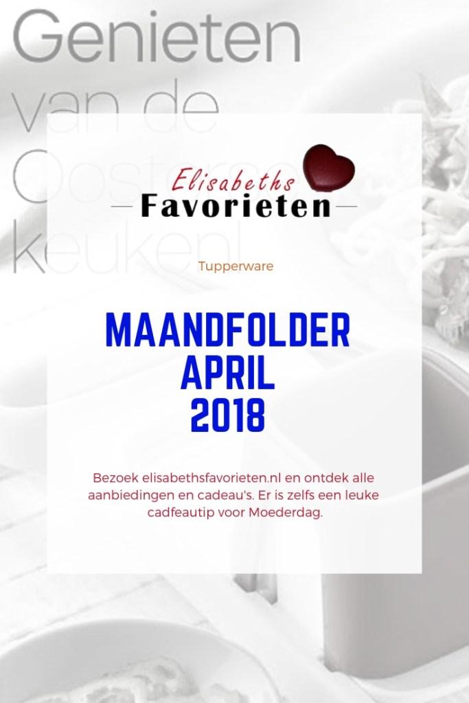 maandfolder april 2018
