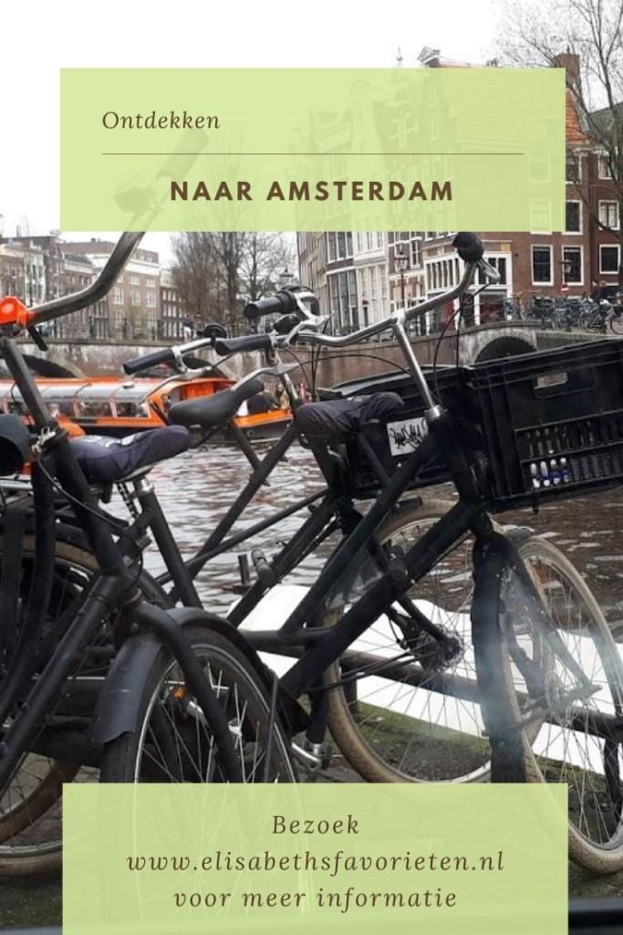 Naar Amsterdam