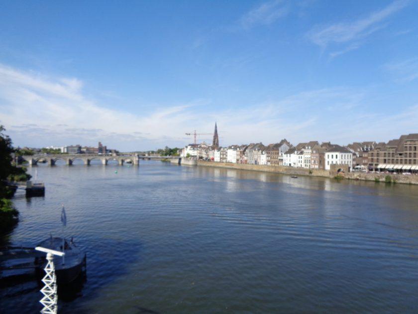 De maas - Maastricht