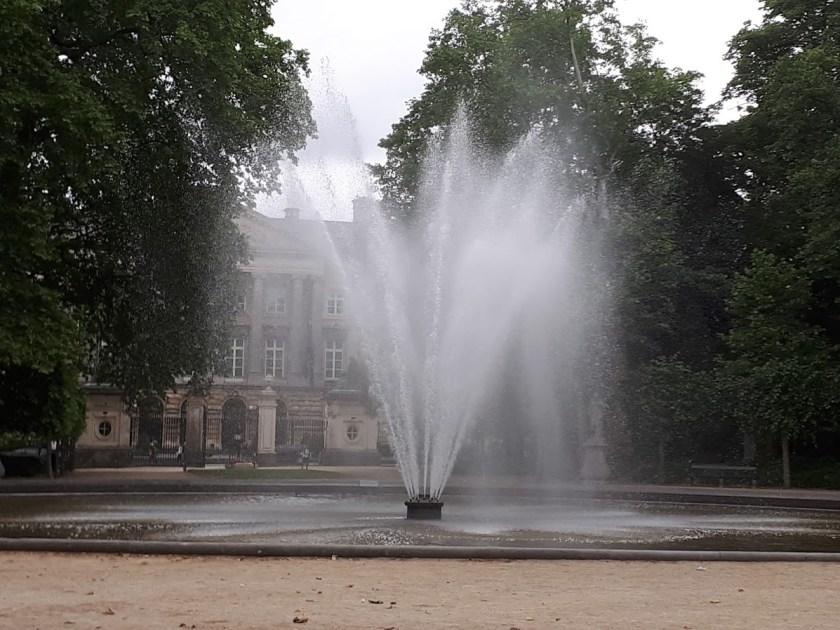 fontein Warandepark