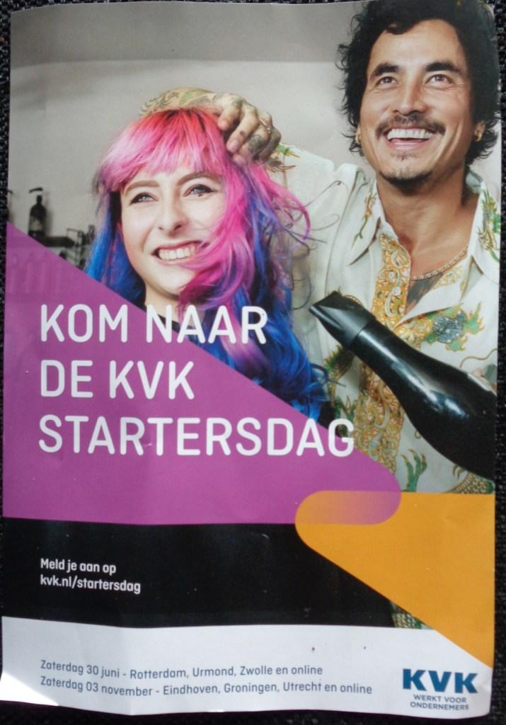 KvK flyer