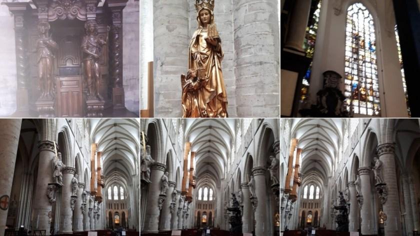 St-Michiels en St-Goedelekathedraal Brussel