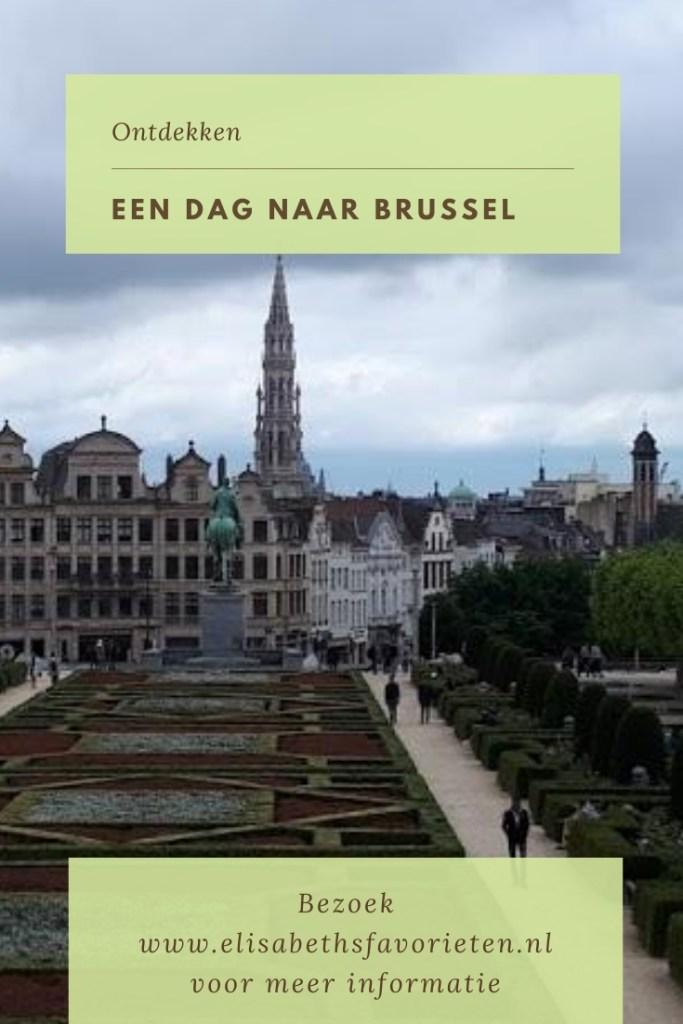 Een dag naar Brussel