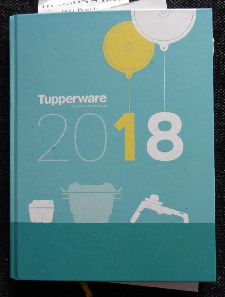 tupperware agenda