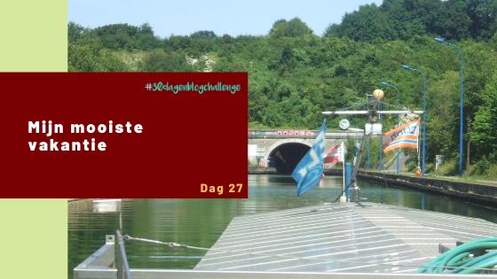 Mijn mooiste vakantie – Blog challenge #27