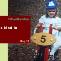 Mezelf als kind in foto's - Blog challenge #18