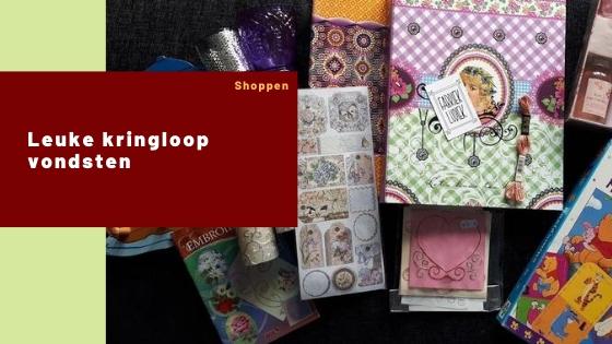 Leuke kringloop vondsten -Shoplog #7