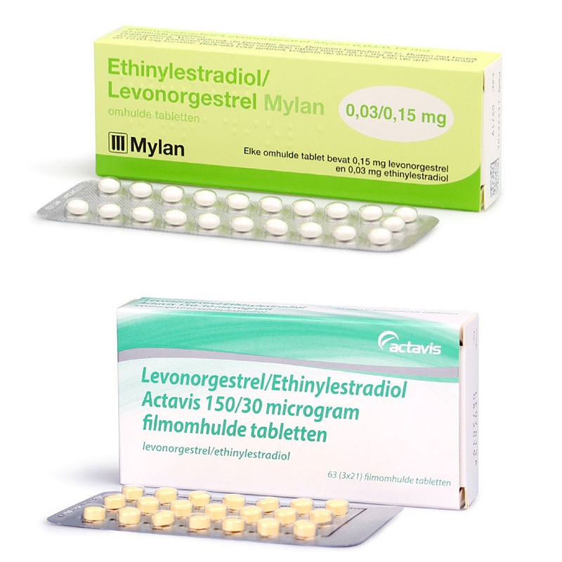 anticonceptie mylan/actavis