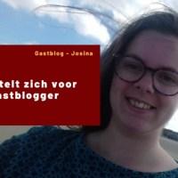 Voorstellen: Gastblogger Josina