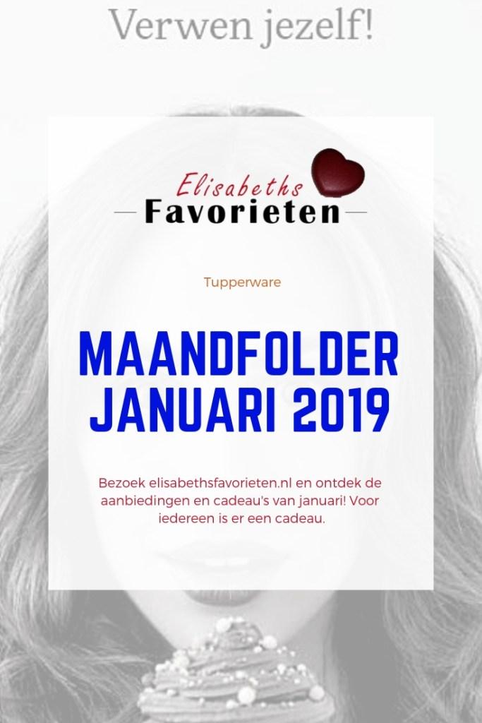 maandfolder januari 2019