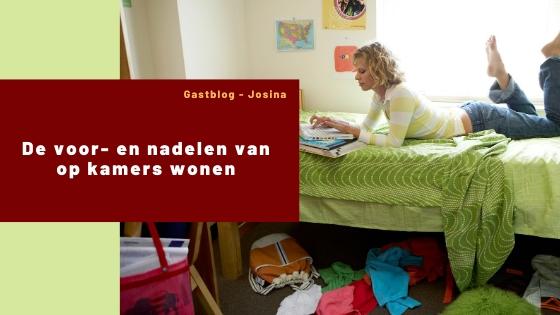 De voor- en nadelen van op kamers wonen