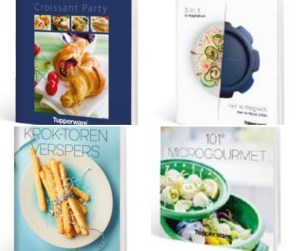 receptenboekjes uit catalogus