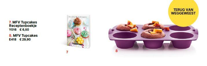 mfv tupcakes met receptenboek