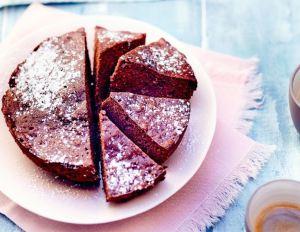 snelle chocoladecake