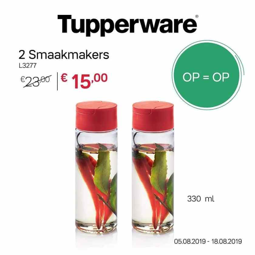 2 smaakmakers 330ml