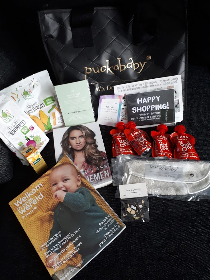 inhoud goodie bag alboe event 2017