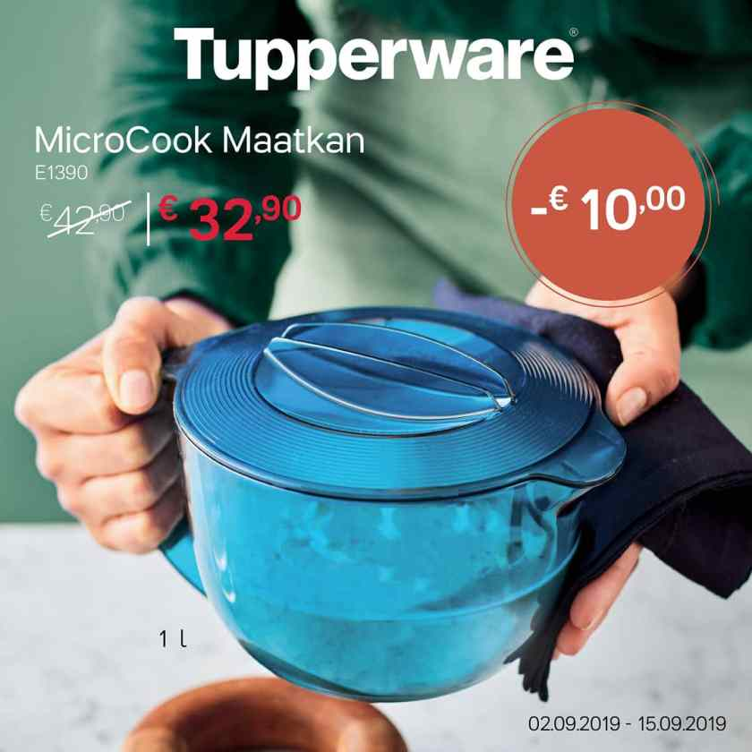 microcook maatkan aanbieding