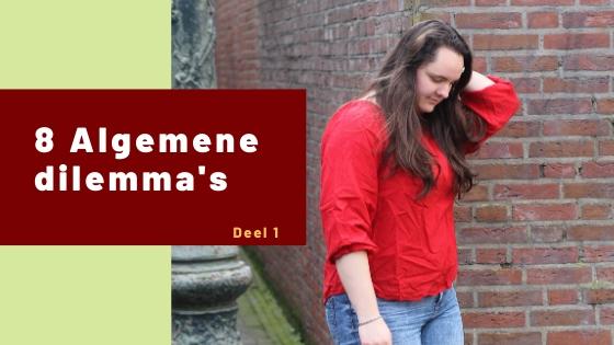8 Algemene dilemma's – Kletsdoosje *1