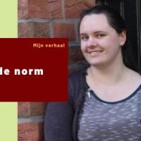 Ik ben de norm - 3 belangrijke stappen die je zou moeten zetten als HSP'er