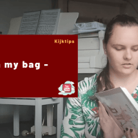 What's in my bag - 2020