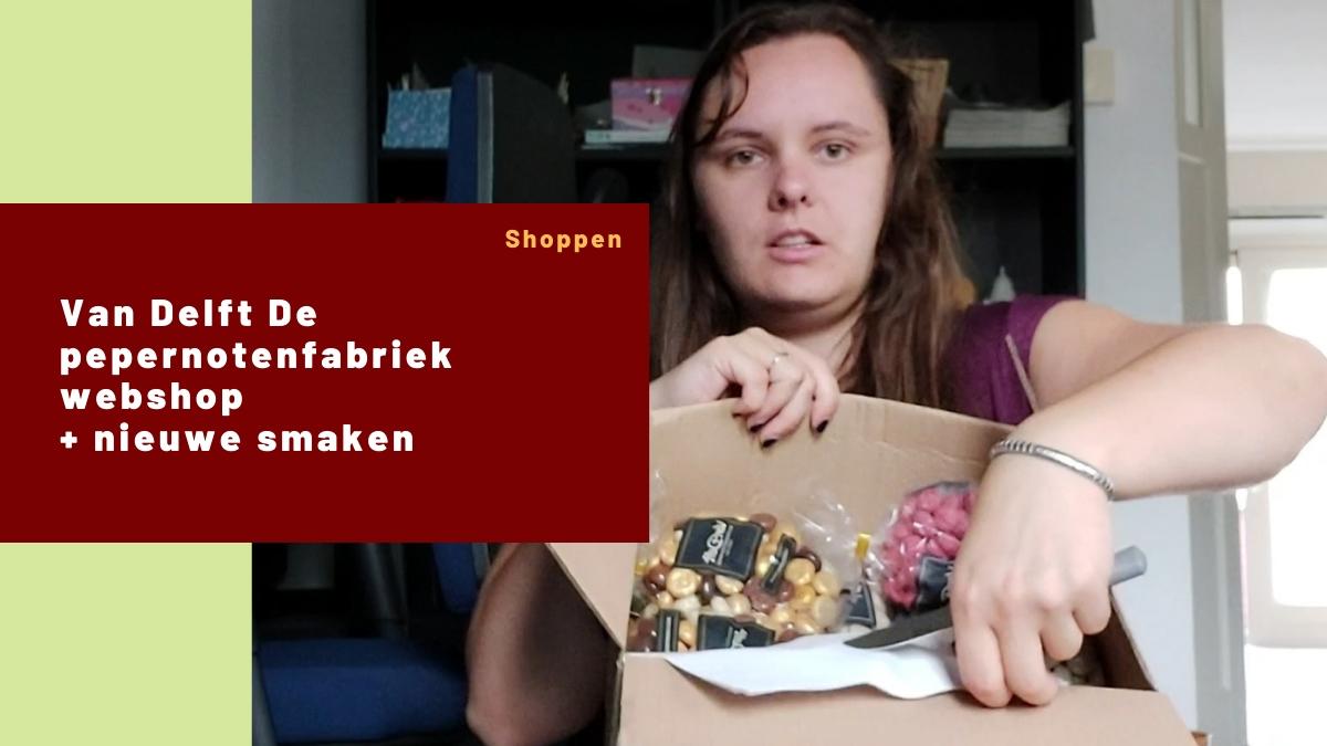 Van Delft De pepernotenfabriek webshop is weer open met niet te missen nieuwe smaken