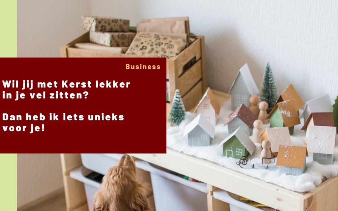 Wil jij met Kerst lekker in je vel zitten_ Dan heb ik iets unieks voor je! - The healthy advent kalender
