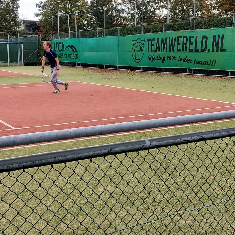 kijken bij de tennis week 44