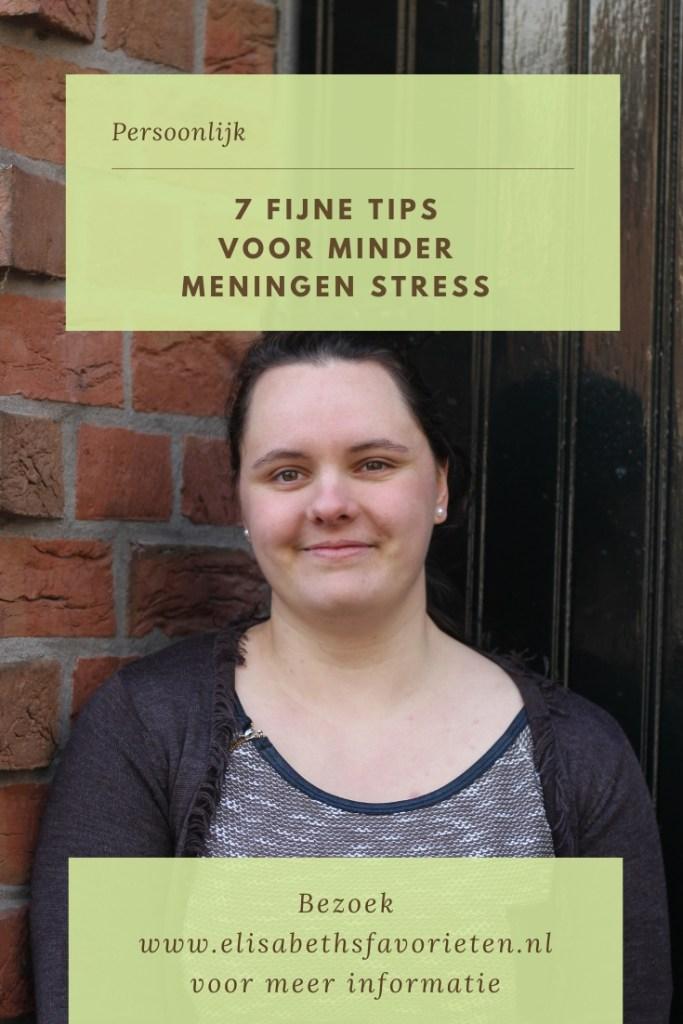 7 fijne tips voor minder stress over meningen van anderen