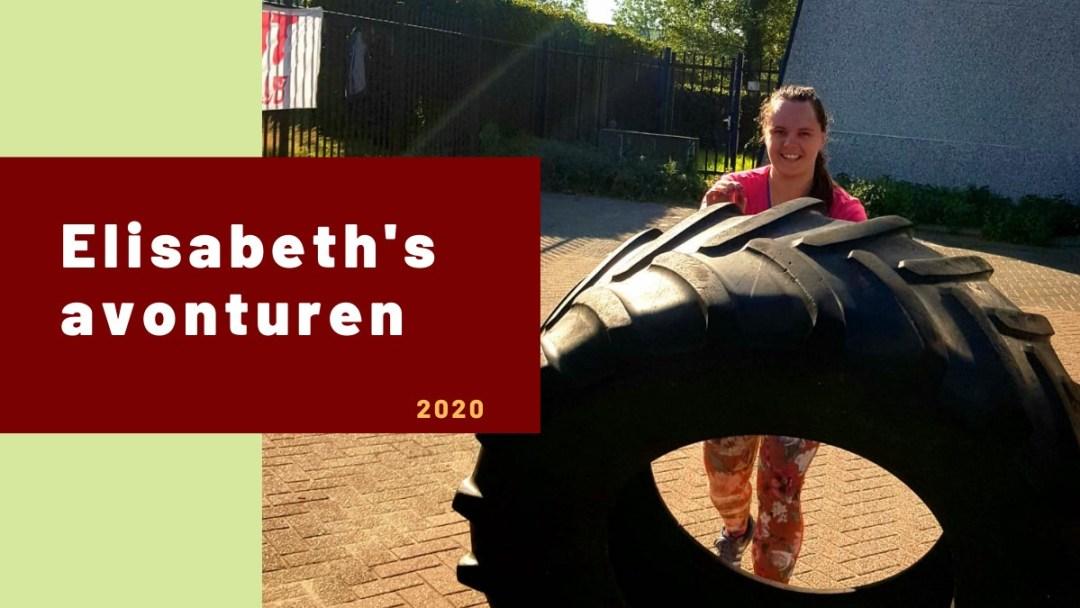 Alle Elisabeth's avonturen artikelen van 2020
