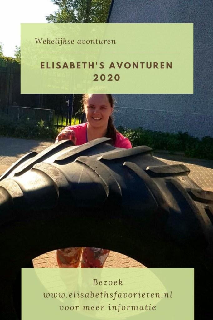 Alle Elisabeth's avonturen 2020