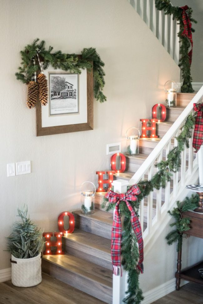 Idee Per Decorare Casa.Decorare La Casa Per Natale Cheap Decorare La Casa Per Natale With