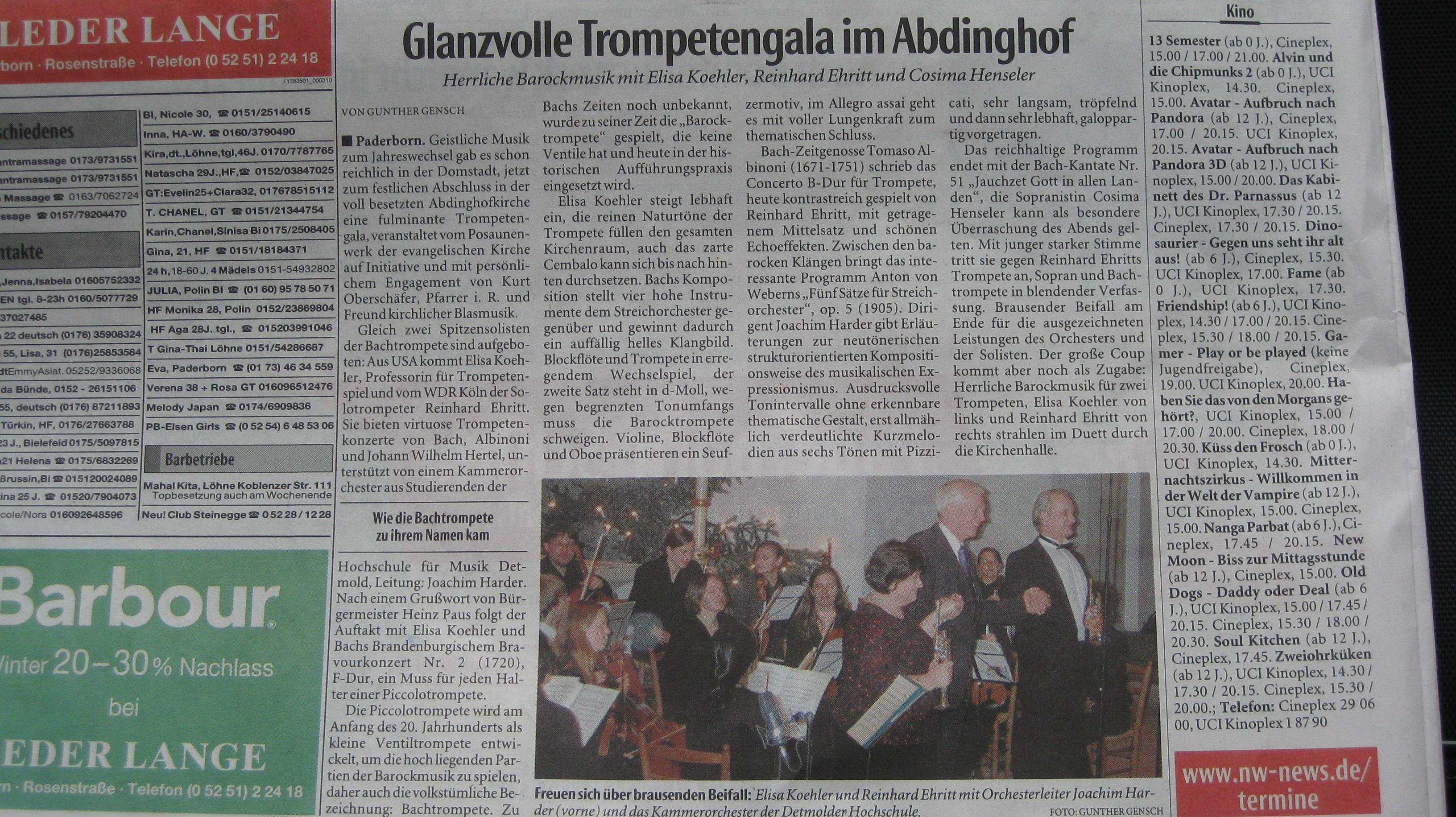 NW Paderborn Review