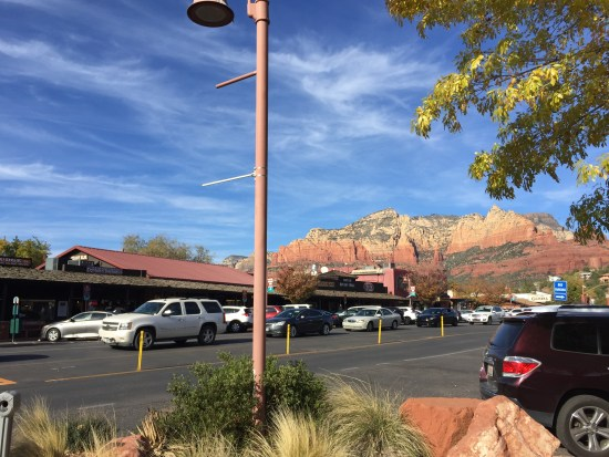 Eating and Shopping in Sedona